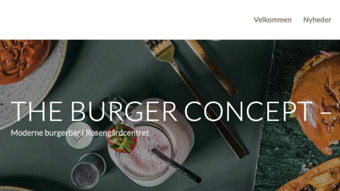 The Burger Concept Odense
