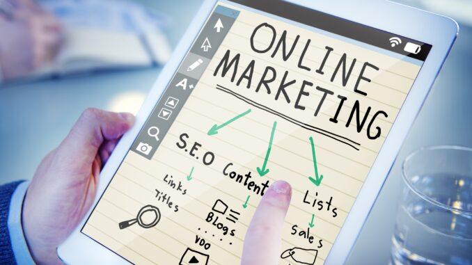 online markedsføring